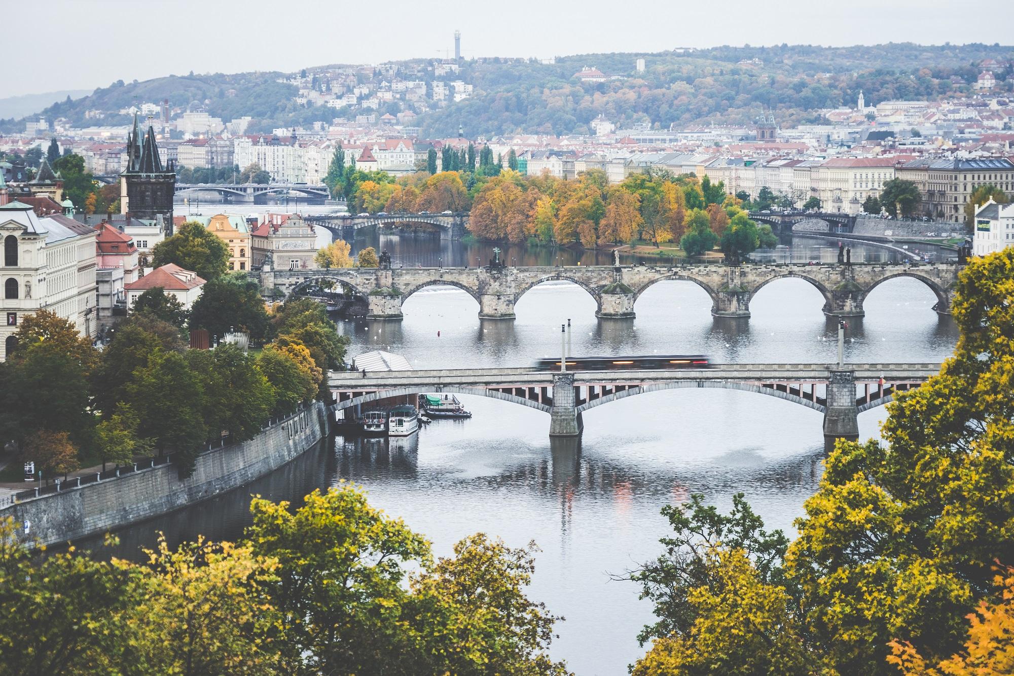 Praha je třetí nejvhodnější město pro turisty s dětmi