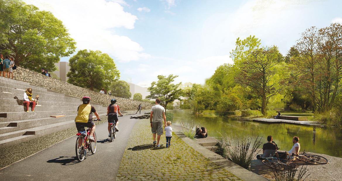 Brno opět skrze dotace podpoří oživení nábřeží zdejších řek