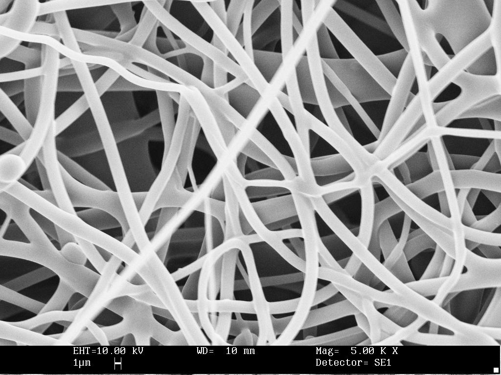 Vědci z Liberce přišli s novou technologií nanovláken