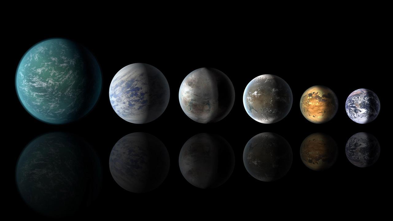 Teleskop Kepler objevil dalších dvacet planet podobných Zemi