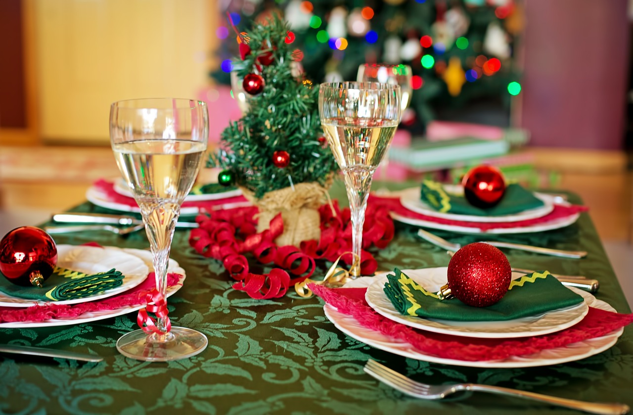 Skotská restaurace pořádá vánoční večeři pro potřebné