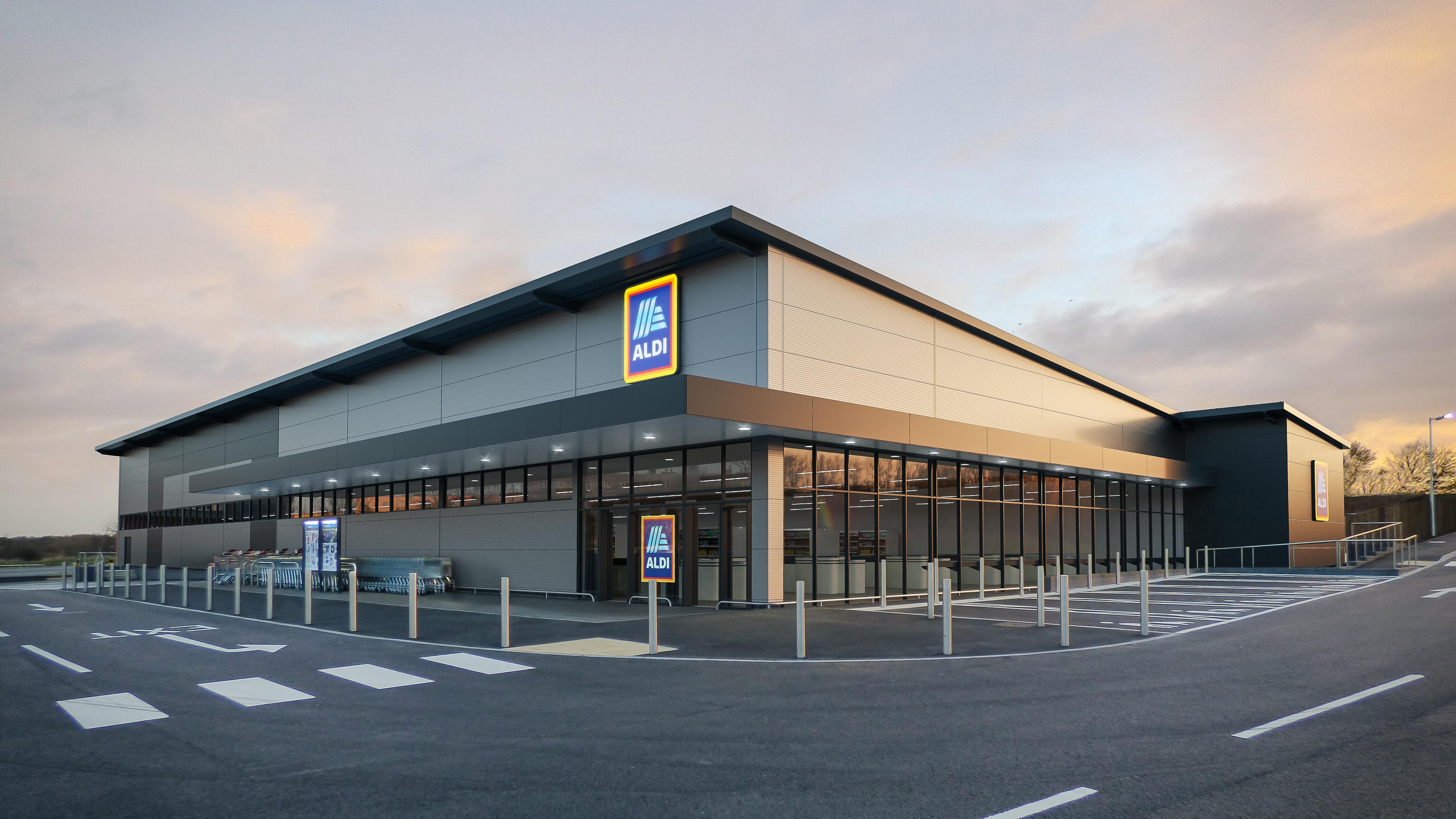 Supermarket Aldi věnuje na Vánoce zbytky potřebným