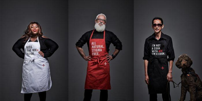 V Torontu se otevřela pop-up restaurace, kde vařili HIV pozitivní
