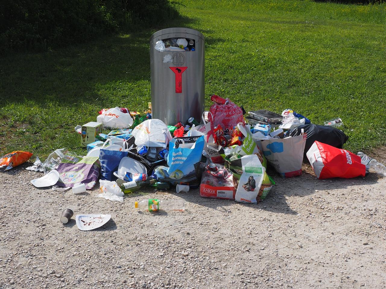 Praha zahájila kampaň za správné nakládání s odpady