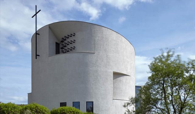 Kostel na Hané figuruje v žebříčku 10 nejlepších staveb za rok 2017