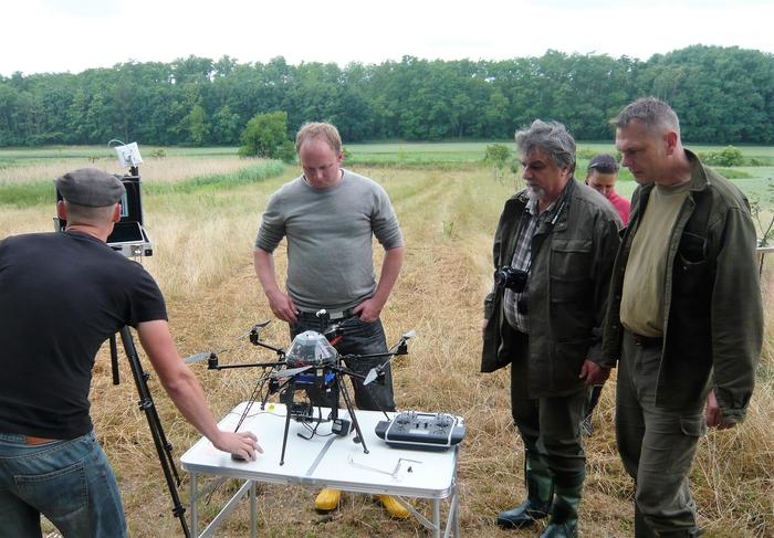Projekt zaměřený na prevenci škod působených zemědělci na zvěři získal mezinárodní ocenění