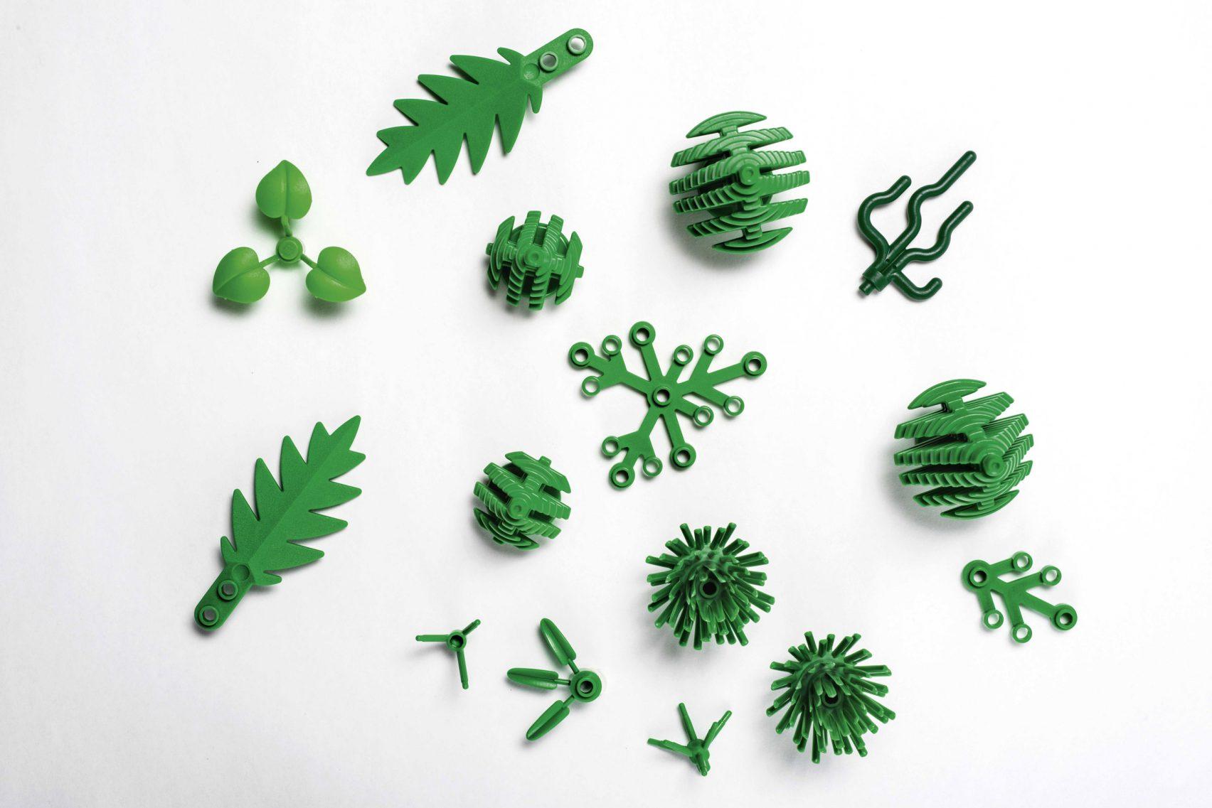 Lego přichází s novou ekologickou řadou kostiček