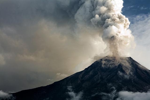 Vulkanický prach by mohl ušetřit energii při výstavbě měst