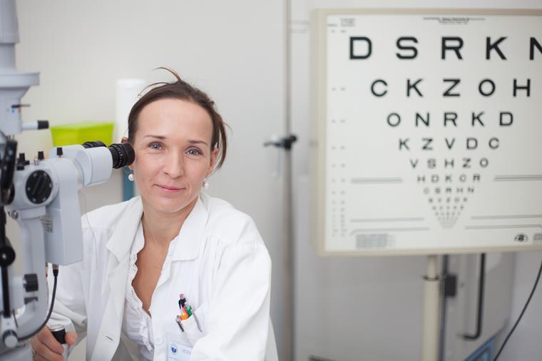 Vědci z Česka objevili nový gen způsobující vážné onemocnění rohovky