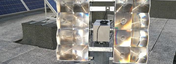 Čeští vědci ze ZČU vyvinuli nový typ přijímače slunečního záření