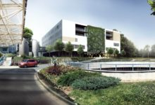 V Olomouci vzniká první energeticky šetrná nemocnice na světě