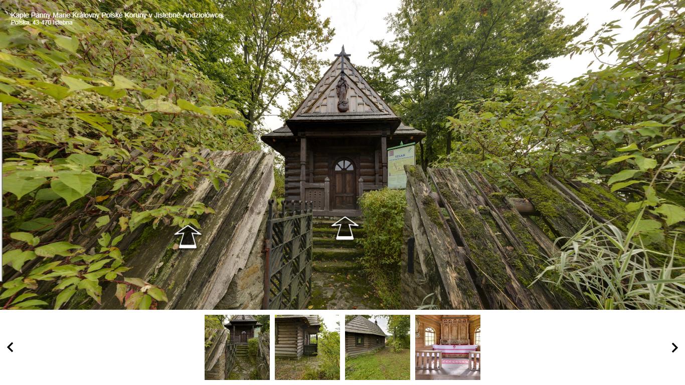 Slezská muzea spustila virtuální prohlídky 22 dřevěných kostelů