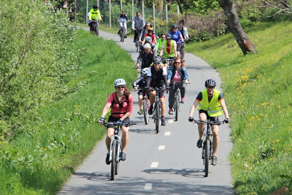 Zlínští cyklisté se projedou novými stezkami