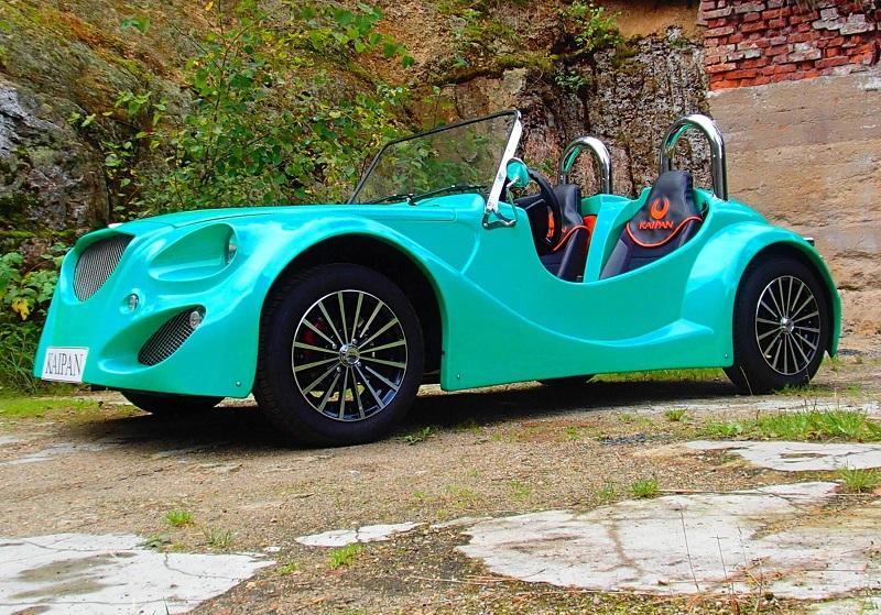 Zájem o techniku středoškolských studentů podpoří stavebnice elektromobilu