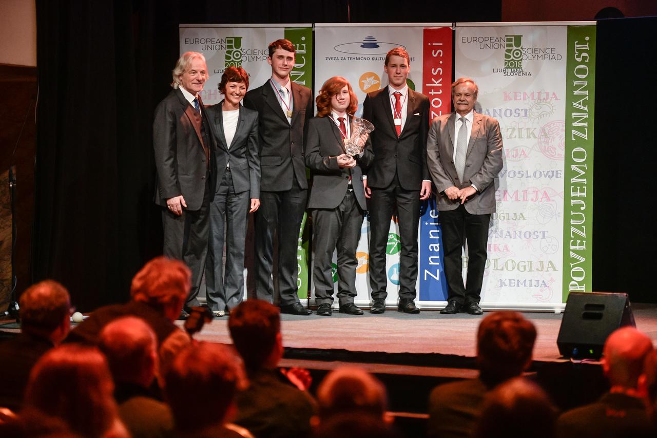 Čeští studenti vyhráli přírodovědnou soutěž Evropské Unie