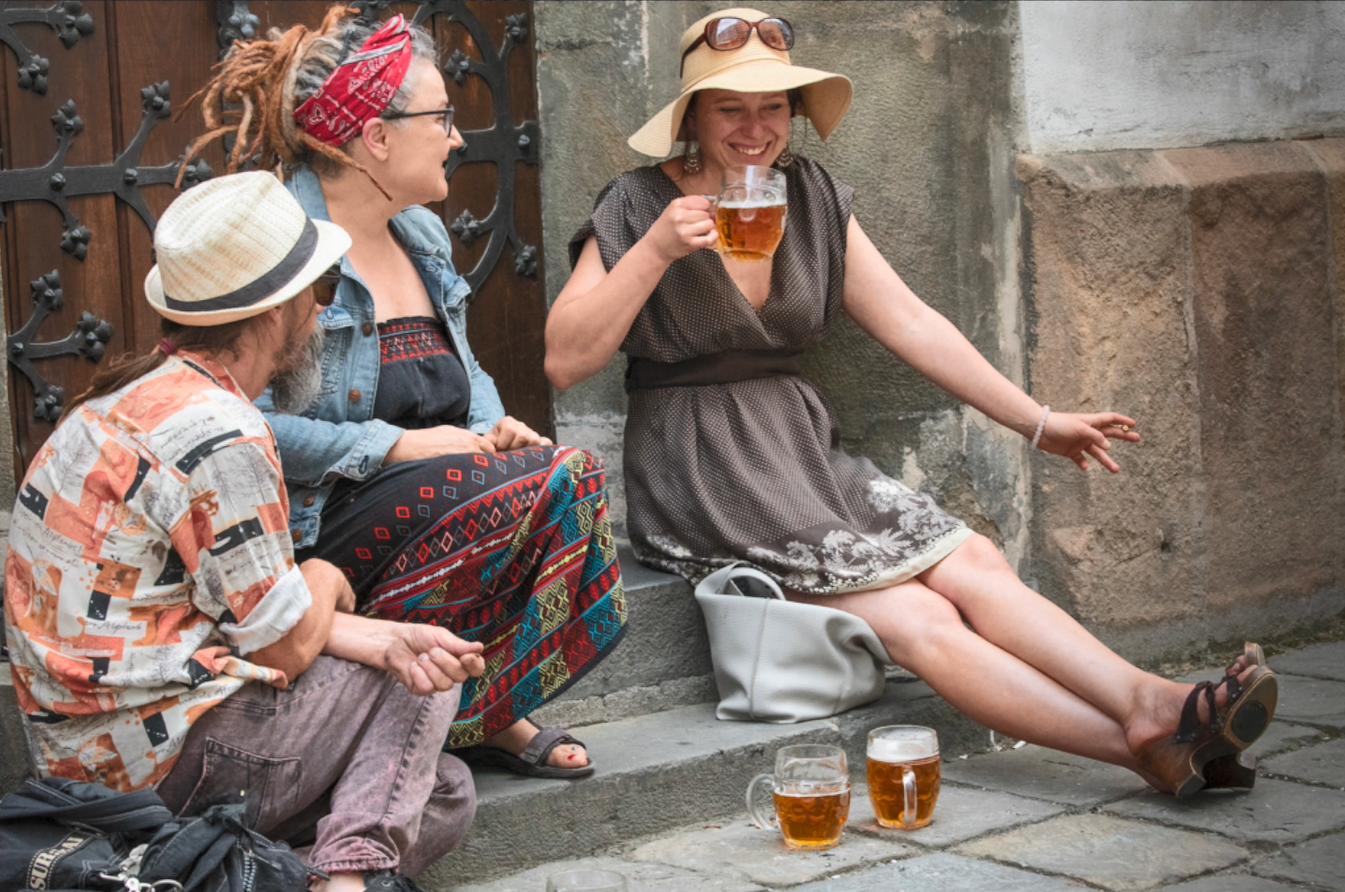 Američtí fotografové ocenili autentičnost Brna i jeho občany