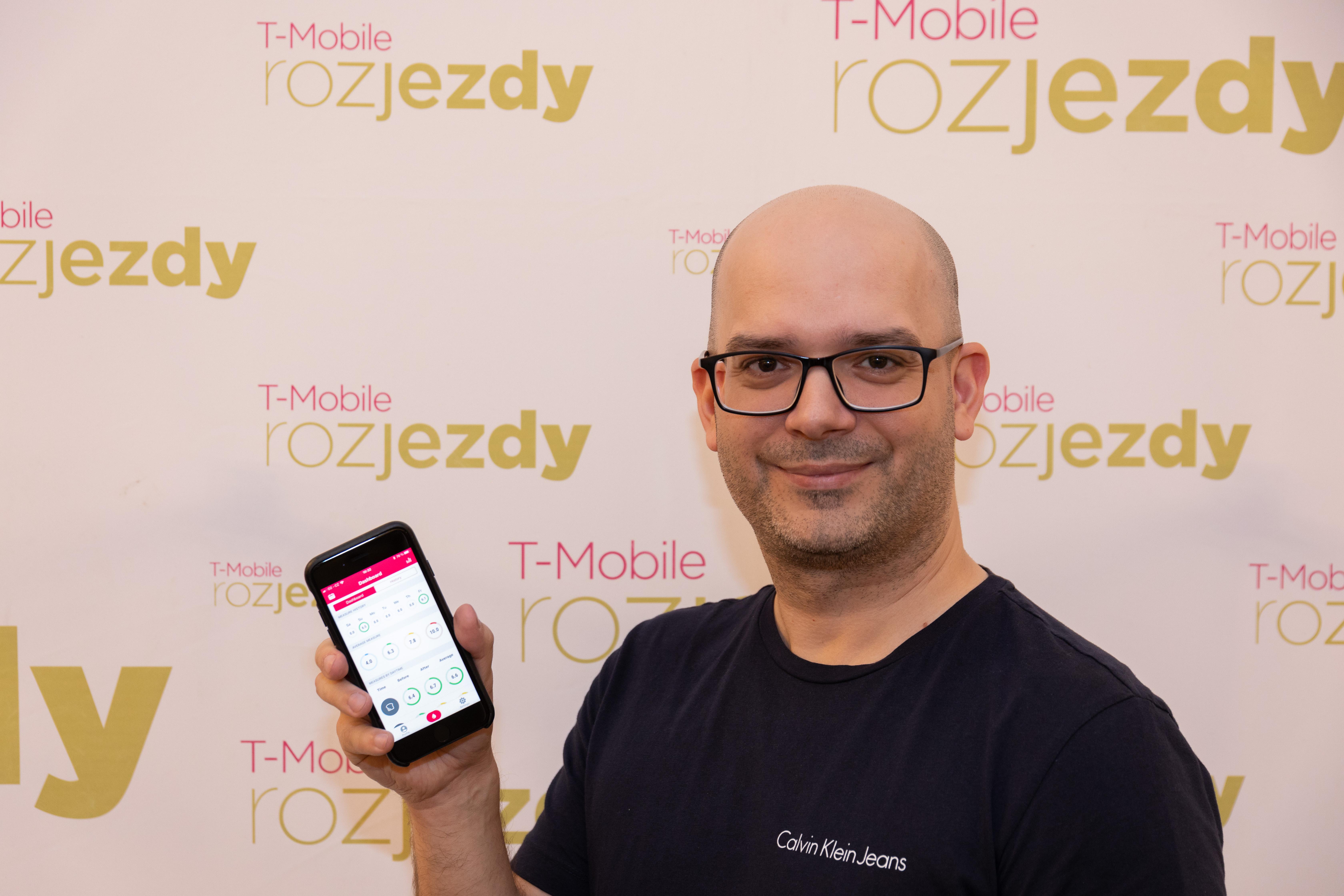 Rozjezdem roku je mobilní aplikace Glucly pro diabetiky