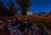Olomoucké parky v létě ožijí filmem, hudbou i pikniky