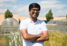 Olomoucký vědec získal ocenění za výzkum vlivu klimatu na rostlin