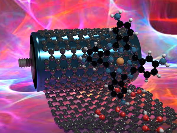 Vědci vyvinuli nový uhlíkový materiál. Mohl by sloužit k ukládání elektrické energie