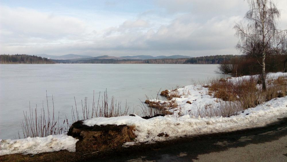 Šumavský rybník Olšina získá novou stezku a návštěvnické centrum