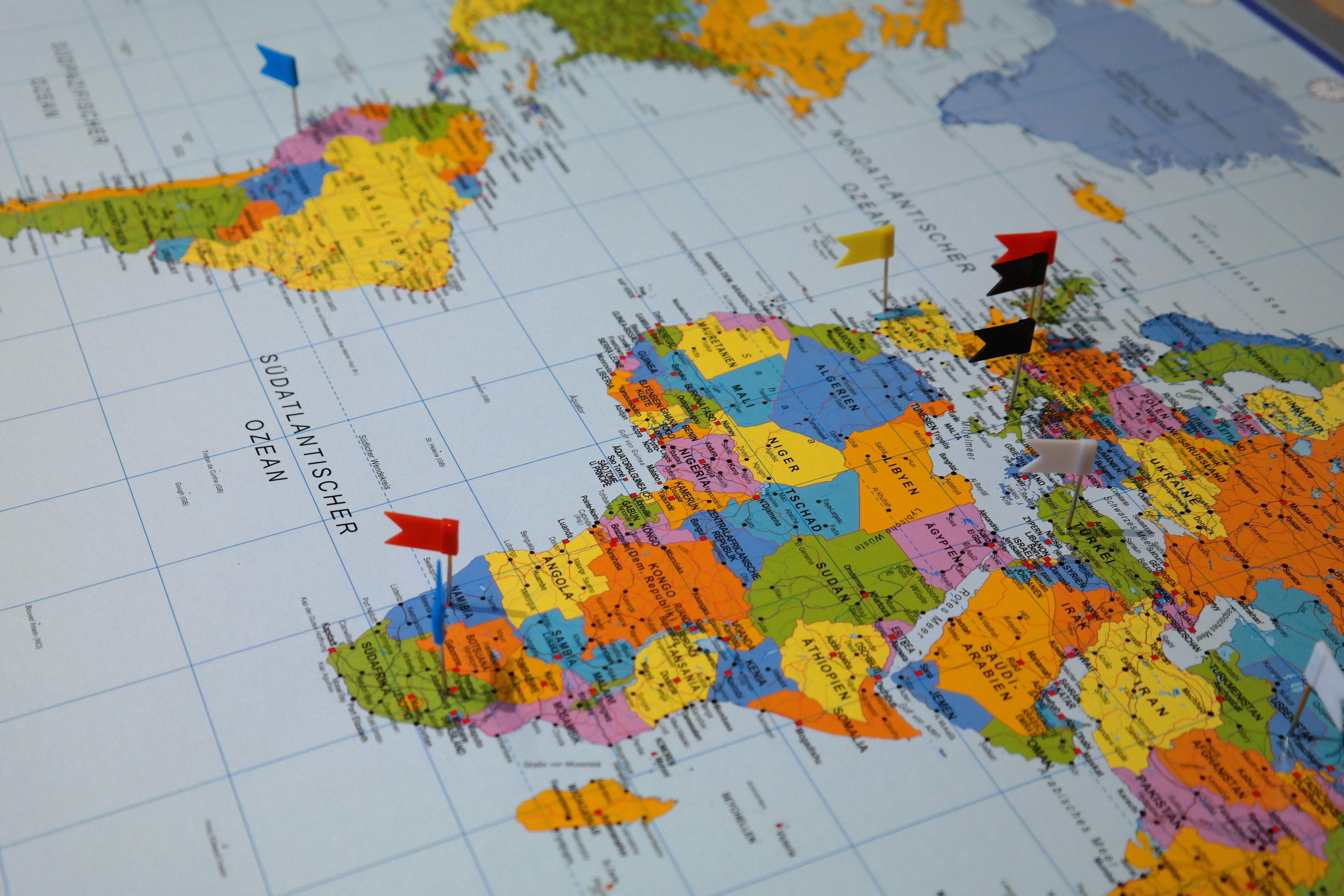 Dobrovolníci kreslí mapy pro Lékaře bez hranic