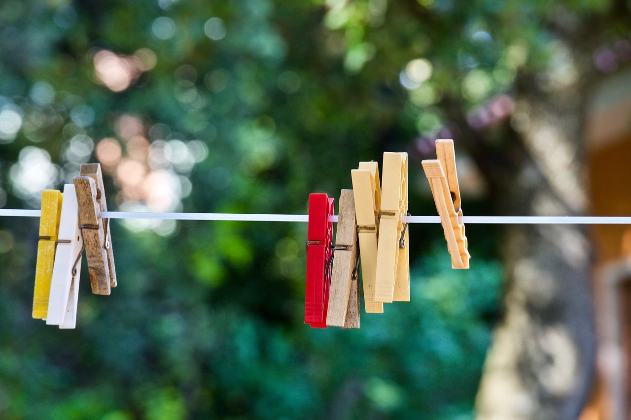 Švédská knihovna nabízí v horkých dnech možnost praní prádla