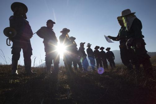 Anglie věnovala 46 milionů liber na zničení nášlapných min ve světě