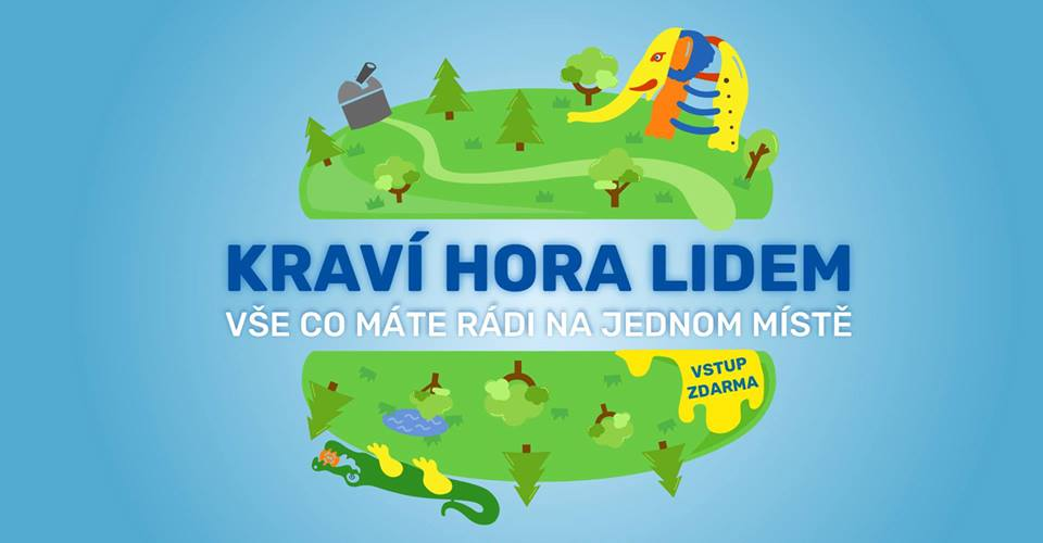 V Brně vzniká nová odpočinková zóna díky projektu Kraví hora lidem