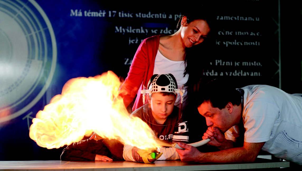 Popularita science center v České republice roste. Nabízejí zábavu i poznání