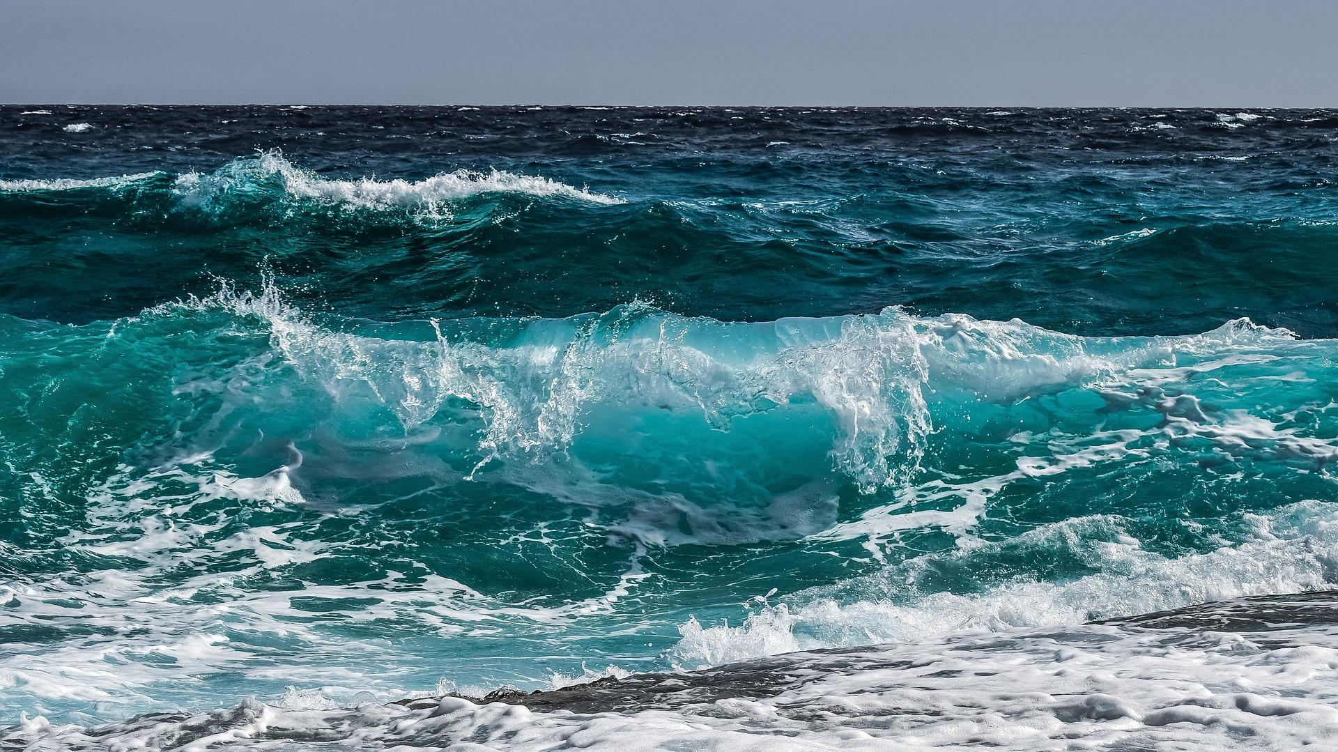 Do Tichého oceánu vyplul systém na sběr plastového odpadu
