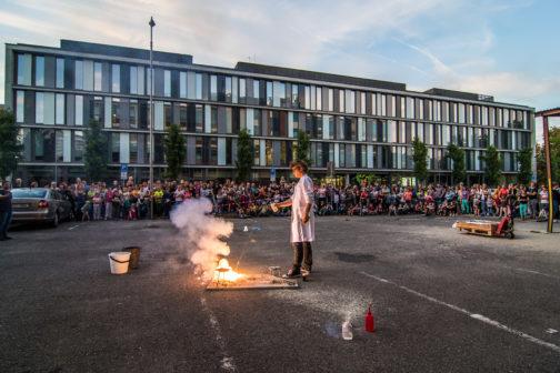Noc vědců otevírá veřejnosti brány univerzit, vědeckých center a hvězdáren