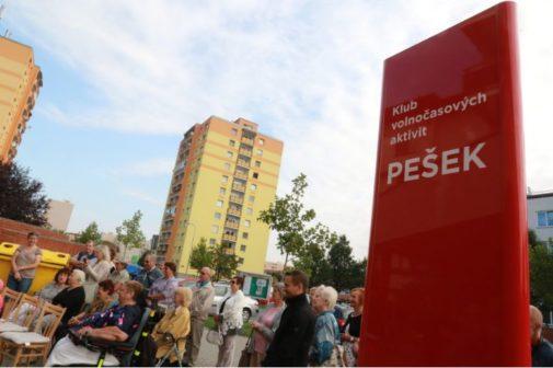 Nové olomoucké komunitní centrum nabízí vyžití pro rodiče, děti i seniory