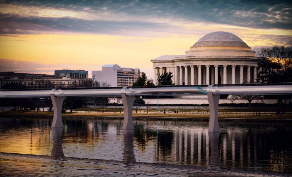Nové kapsle systému Hyperloop by mohly cestovat rychlostí až 1200 kilometrů za hodinu
