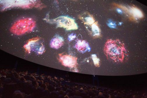 Brno má jako třetí město v Evropě nové 3D planetárium