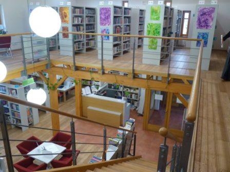 Knihovnu roku 2018 mají čtenáři ve slezských Holasicích