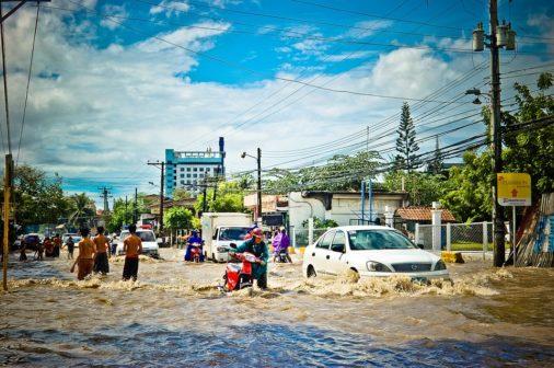 Google v Indii předpovídá záplavy a varuje místní