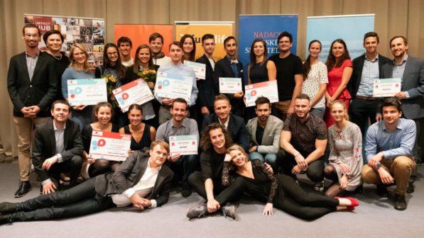 Social Impact Award ocenila inovátorské projekty mladých