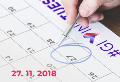Oslavte Giving Tuesday – smysluplný protipól k Black Friday