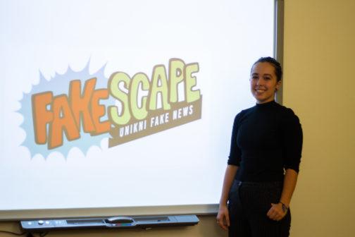 Fakescape: Únikovka studentů Masarykovy univerzity bojuje s dezinformacemi