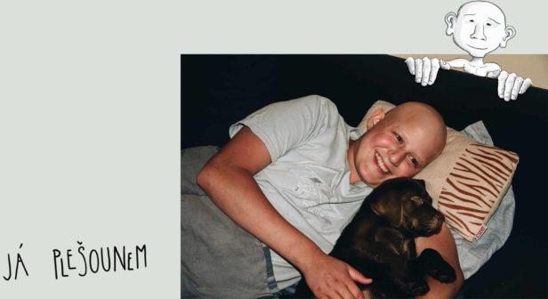 Projekt Plešouni Elišky Podzimkové pomáhá onkologicky nemocným