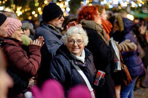 Prodej punče na vánočních trzích v Brně pomůže dobré věci