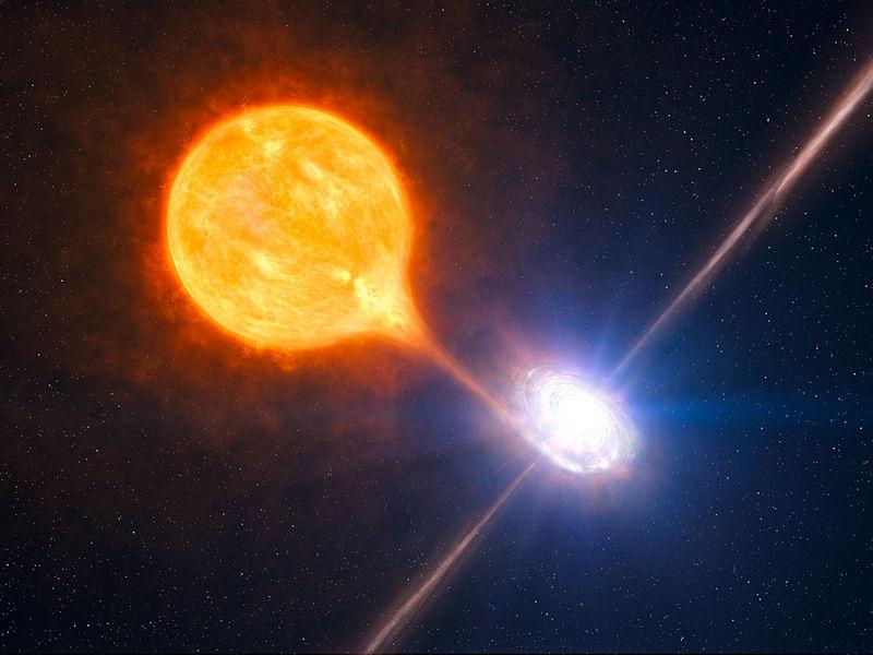Vědci z Česka popsali nový typ černé díry pomocí vyřešené rovnice