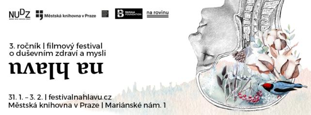 Praha bude hostit filmový festival o duševním zdraví Na hlavu