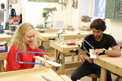 Olomoucká univerzita otevírá technickou dílnu pro veřejnost