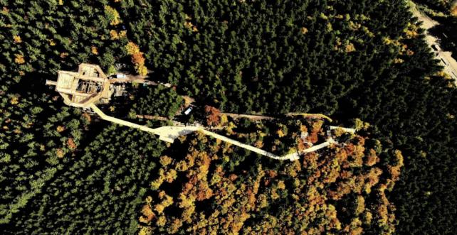Turisté se projdou po nové panoramatické Stezce Valašska