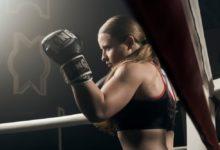 Důležité je udržet si nadhled a nebrat se moc vážně, říká kickboxerka Martina Ptáčková