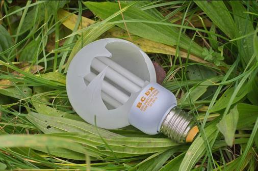 Nová aplikace pomůže s recyklací žárovek