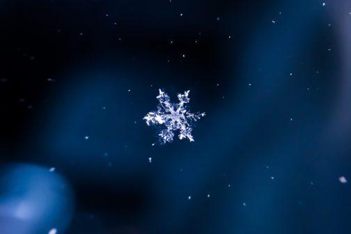 Díky novému přístroji je možné vytvořit energii ze sněhových vloček