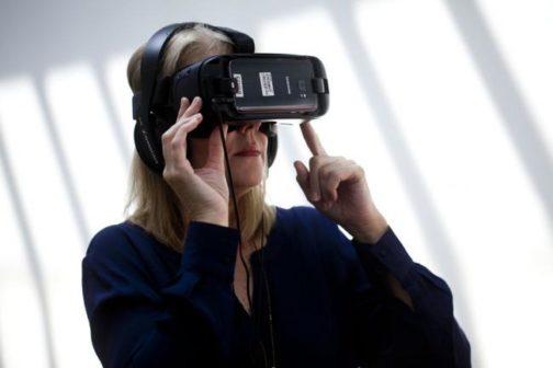 Virtuální realita ukazuje svět lidí žijících s demencí